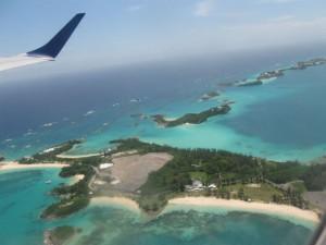 Goodbye Bermuda...