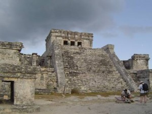 Mayan structure