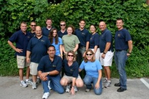 The Cambrian Foundation Team - Summer 2010